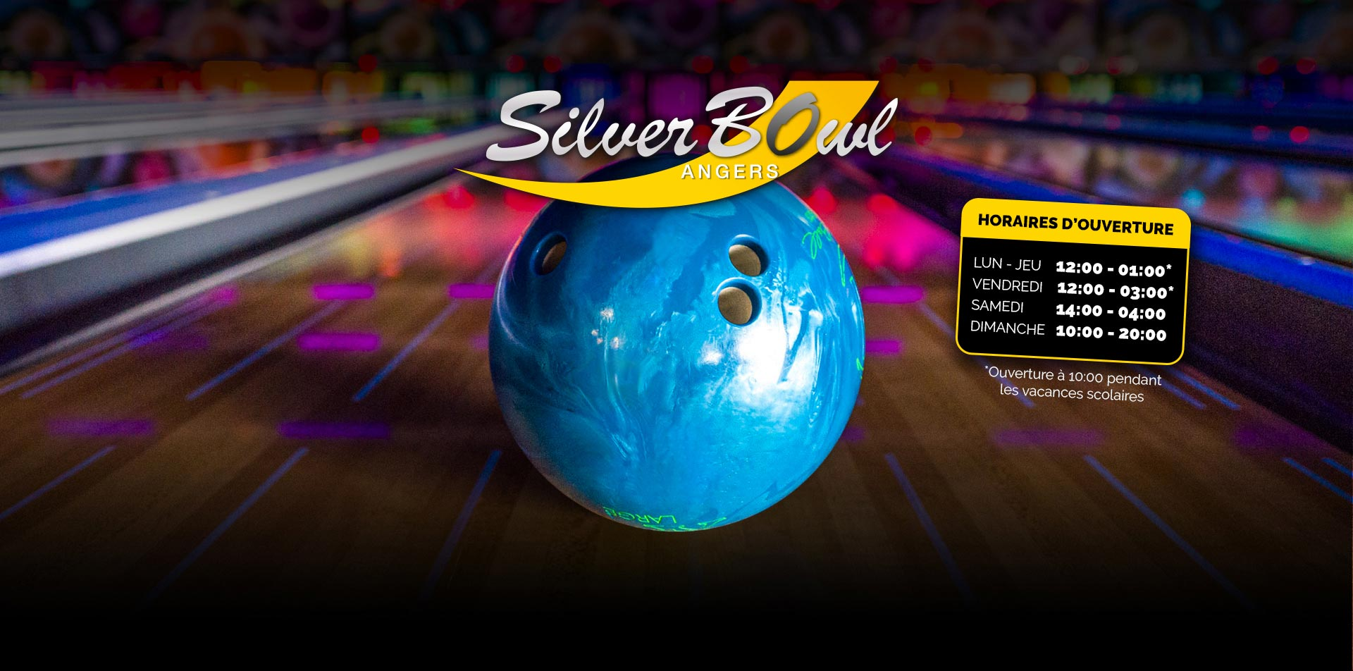 Bowling Angers SilverBowl